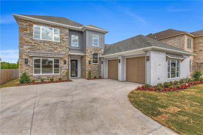 Aledo Single Family Home Active Option Contract: 335 Creekview Terrace