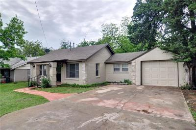 River Oaks Single Family Home For Sale: 1615 Yale Street