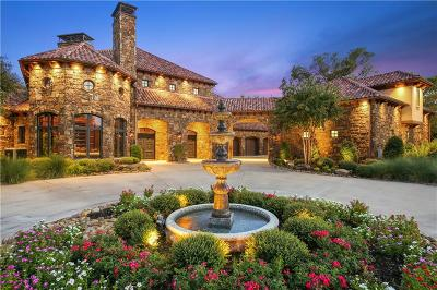 Southlake TX Single Family Home For Sale: $3,498,000