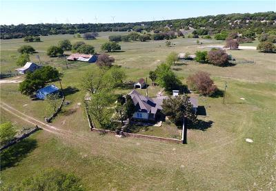 Mills County Farm & Ranch For Sale: 439 Fm 218