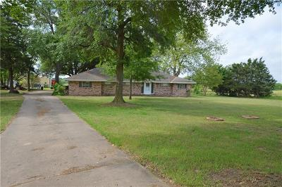 Single Family Home Active Contingent: 6940 Texas Highway 11 E