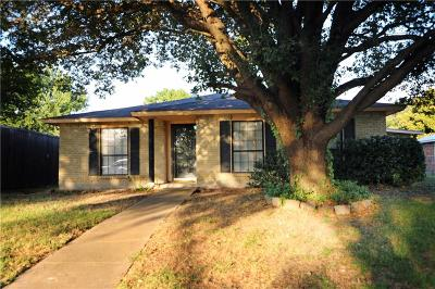 Plano Single Family Home For Sale: 6528 Palmer Trail