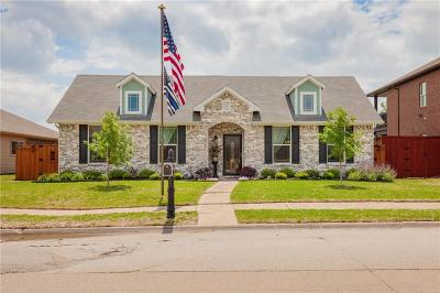 Rowlett Single Family Home Active Option Contract: 8210 Kensington Drive