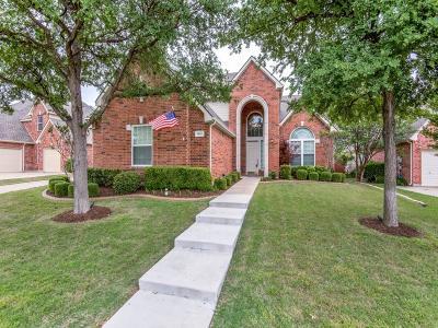 McKinney Single Family Home For Sale: 1501 Canyon Creek Drive