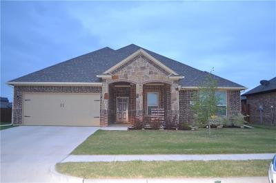 Burleson Single Family Home For Sale: 1623 Fraser Drive