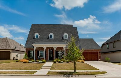 Aledo Single Family Home For Sale: 308 Creekview Terrace