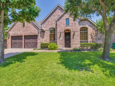 McKinney Single Family Home Active Option Contract: 1200 Thornapple Drive