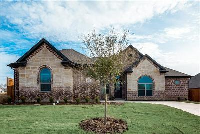 Burleson Single Family Home For Sale: 2513 Pinyon Hills Court