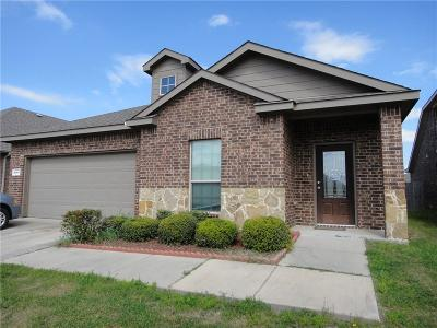 Royse City Single Family Home For Sale: 1104 Bent Tree Road