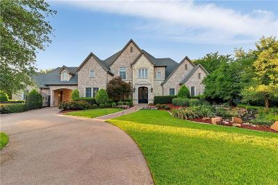 Southlake Single Family Home For Sale: 1410 Laurel Lane