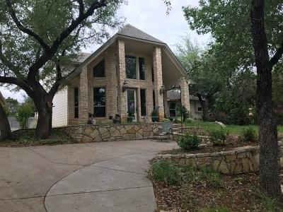Granbury Single Family Home Active Option Contract: 1700 Anaconda Trail