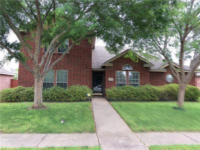 Red Oak Single Family Home Active Contingent: 230 Garden Valley Lane