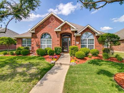 Rowlett Single Family Home For Sale: 7313 Colfax Drive
