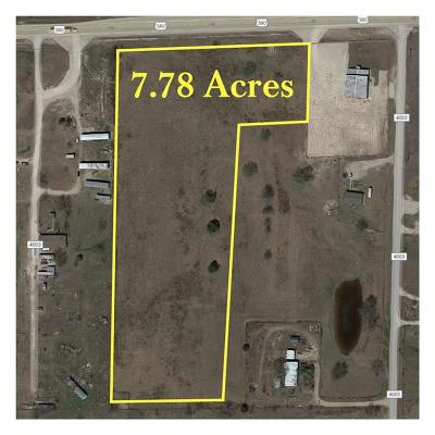 Decatur Farm & Ranch For Sale: E Hwy 380