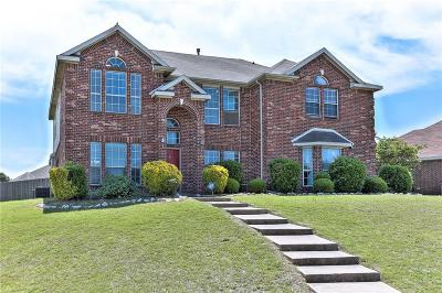 Desoto Single Family Home For Sale: 1732 Wylie Creek Drive