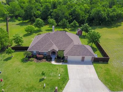 Lavon Single Family Home Active Contingent: 1154 Rolling Meadow Drive