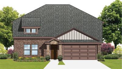 Fate Single Family Home For Sale: 2109 Rubin Road