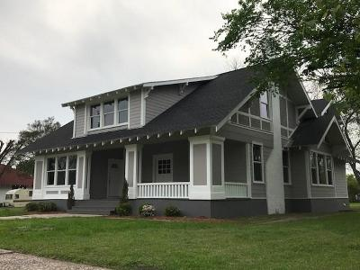Forney Single Family Home For Sale: 306 Border Street