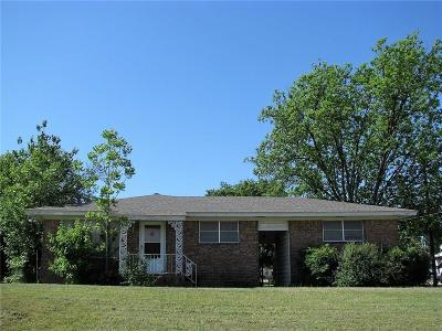 Gordon TX Single Family Home For Sale: $65,000