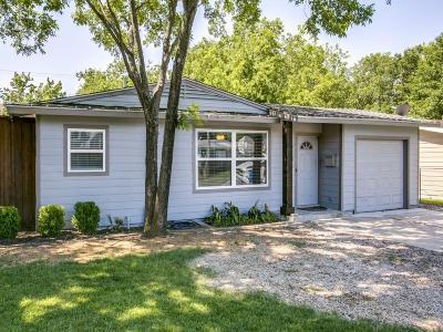 Dallas Single Family Home For Sale: 2616 Blyth Drive