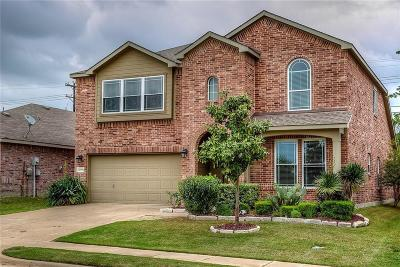 Forney Single Family Home Active Option Contract: 2008 New Braunfels Trail