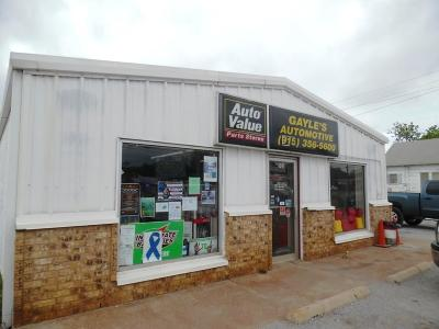 Comanche TX Commercial For Sale: $300,000