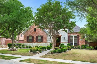 Lewisville Single Family Home For Sale: 2620 King Arthur Boulevard