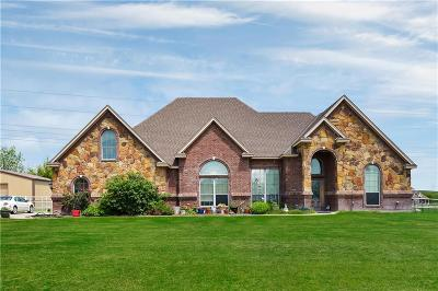 Azle Single Family Home For Sale: 129 Waterfall Court
