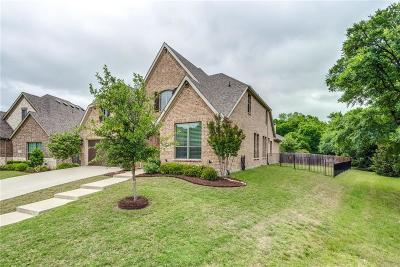 Single Family Home For Sale: 15300 Seventeen Lakes Boulevard
