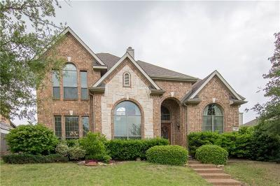 Single Family Home For Sale: 1380 Riverside Oaks Drive