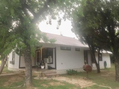 Mineral Wells Single Family Home For Sale: 1701 Cedar Street