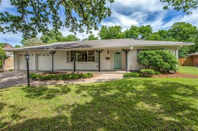 River Oaks Single Family Home Active Option Contract: 5508 Sam Calloway Road