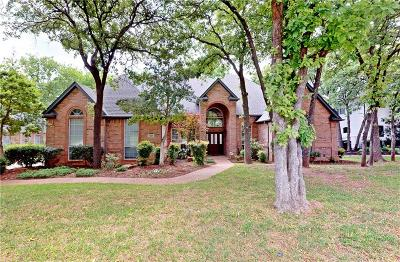 Southlake, Westlake, Trophy Club Single Family Home For Sale: 308 Timber Lake Drive