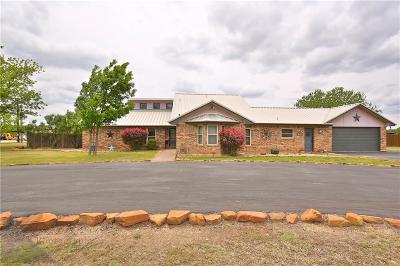 Abilene Single Family Home For Sale: 1227 Todd Trail