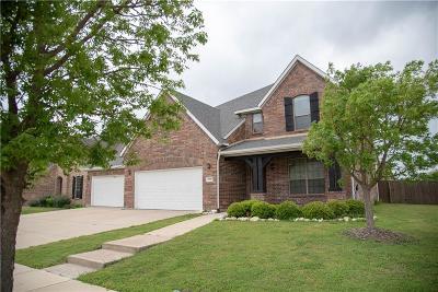 Melissa Single Family Home For Sale: 2900 Ellsworth Avenue