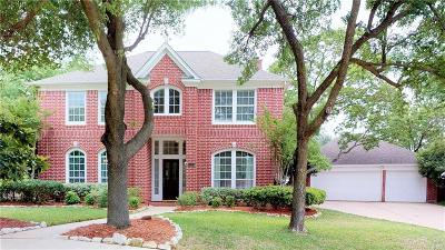 North Richland Hills Single Family Home For Sale: 8620 Castle Creek Court