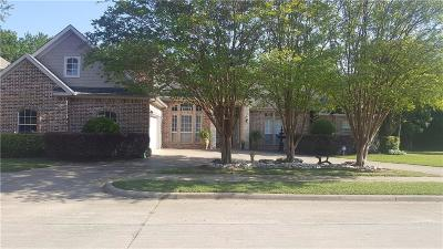 Mesquite Single Family Home For Sale: 630 Creekbend Drive