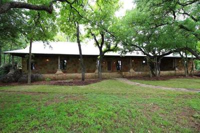 Lipan Single Family Home For Sale: 108 Powell Crossing