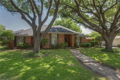 Benbrook Single Family Home For Sale: 4113 Lake Breeze Drive