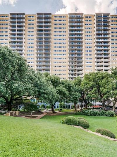 Dallas Condo Active Contingent: 3883 Turtle Creek Boulevard #2203