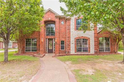 Desoto Single Family Home Active Option Contract: 300 Oleander Drive