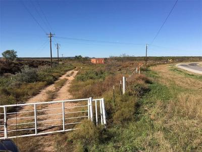 Abilene Farm & Ranch For Sale: 15 Acr S Fm 707