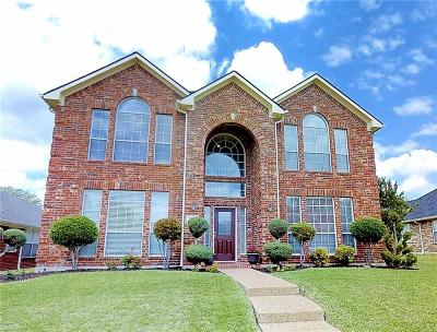 Rowlett Single Family Home For Sale: 2709 Planetree Drive