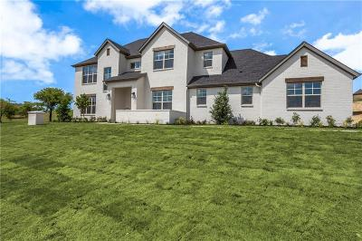 Tarrant County Single Family Home For Sale: 12803 Bella Roma Court