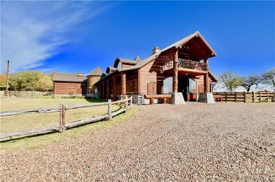 Granbury Farm & Ranch For Sale: 1824 Nutt Grove Court