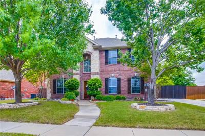 Allen Single Family Home Active Option Contract: 1605 Buckthorne Drive