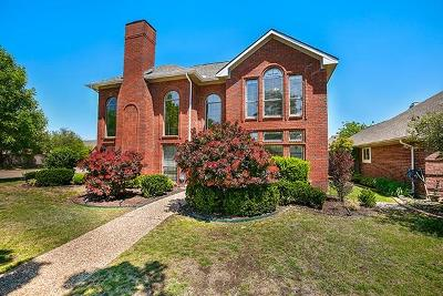 Irving Single Family Home For Sale: 100 Brushwood Drive