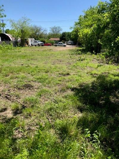 White Settlement Residential Lots & Land For Sale: 7808 Tacoma