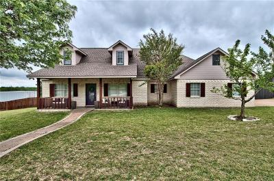 Weatherford Single Family Home Active Contingent: 3120 Michele Court