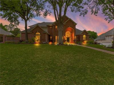Southlake Single Family Home Active Option Contract: 801 Shadow Glen Drive